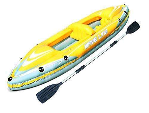 Kayak hinchable doble Hydro forcé