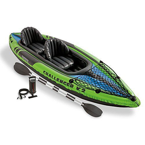 Kayak Hinchable Intex Challenger K2