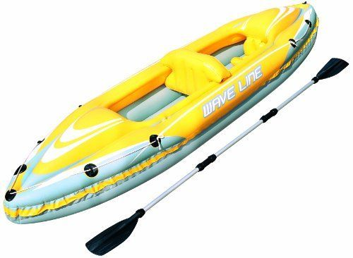 Bestway Wave Line - Kayak hinchable