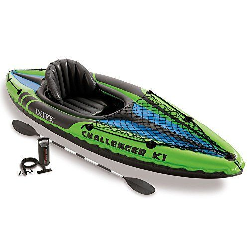 Intex Challenger K1 - Kayak hinchable