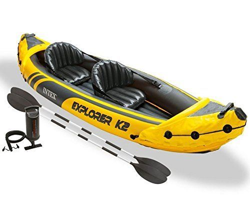 Intex Explorer K2 - Kayak hinchable